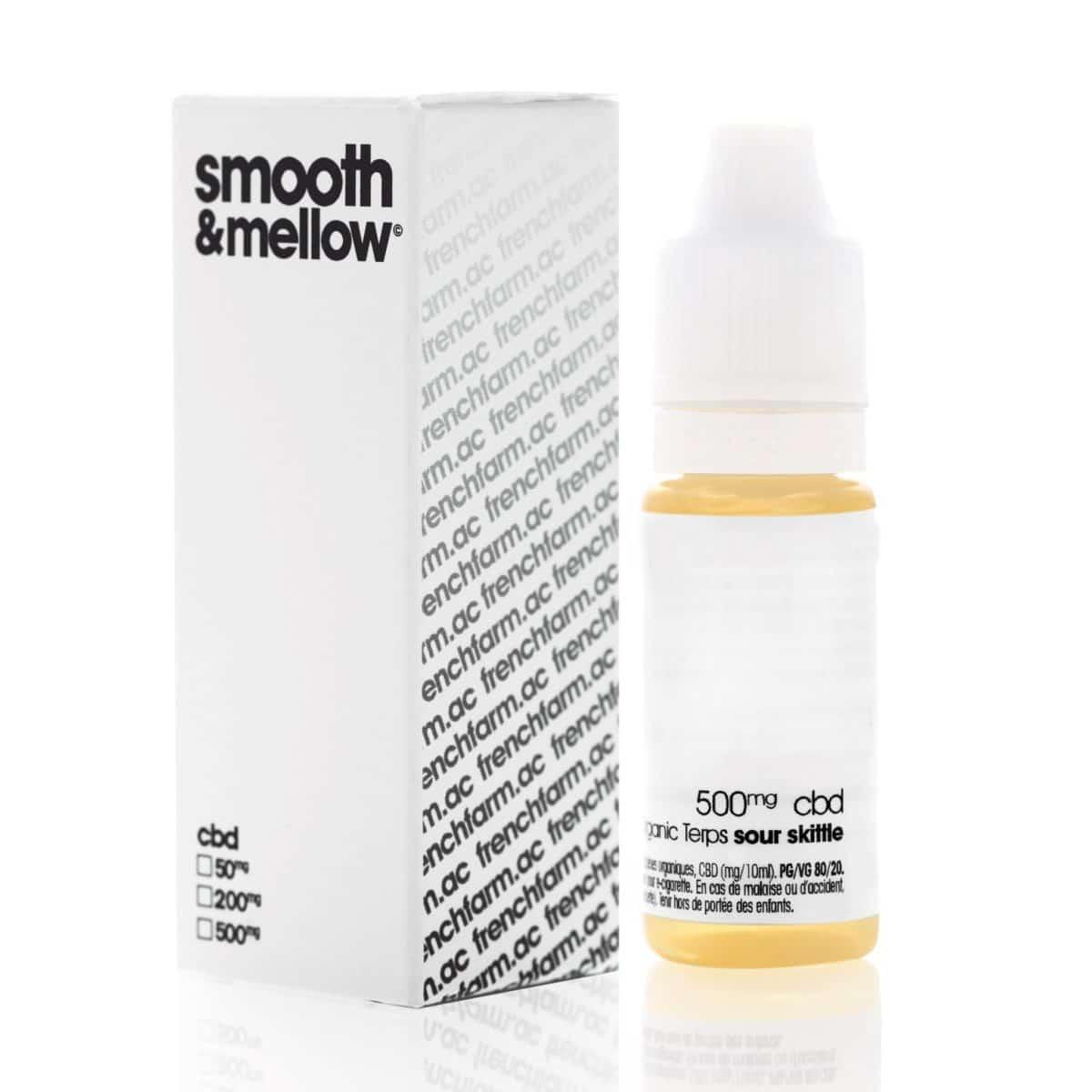 E-liquide CBD Sour Skittle