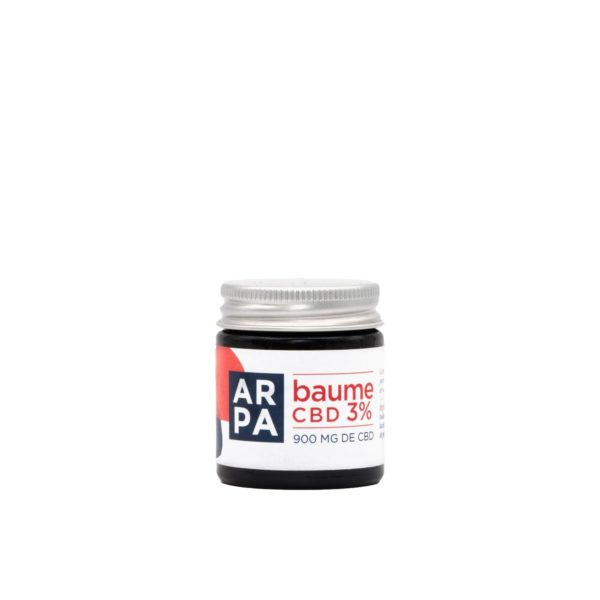 Baume CBD 3% Arpa