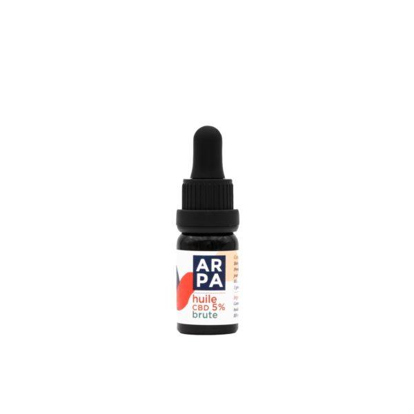 Huile brute CBD 5% ARPA