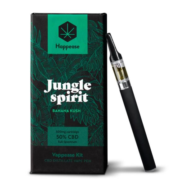 Happease Jungle Spirit CBD