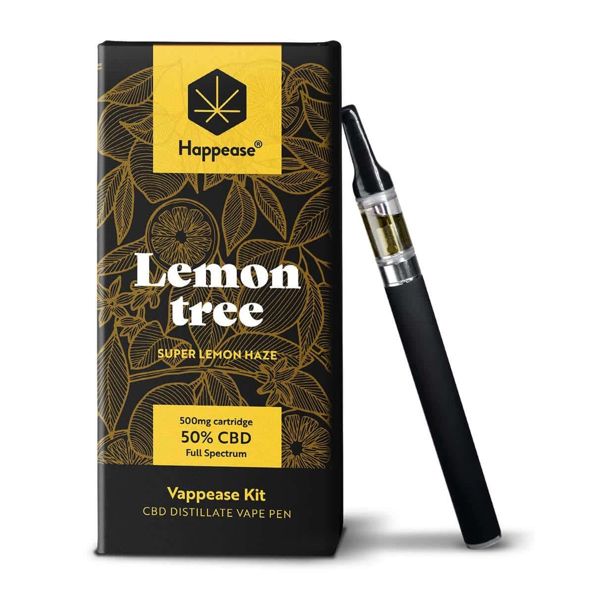 Happease Lemon Tree CBD