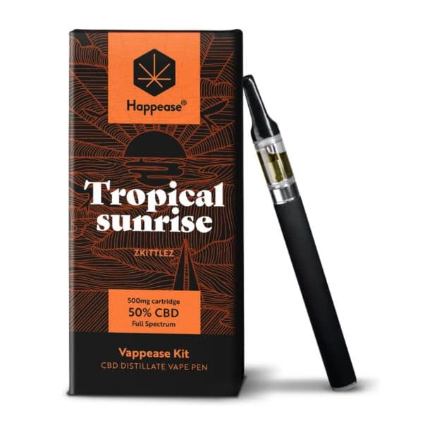 Happease Tropical Sunrise CBD