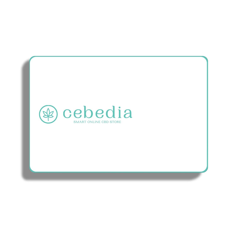Carte cadeau Cebedia