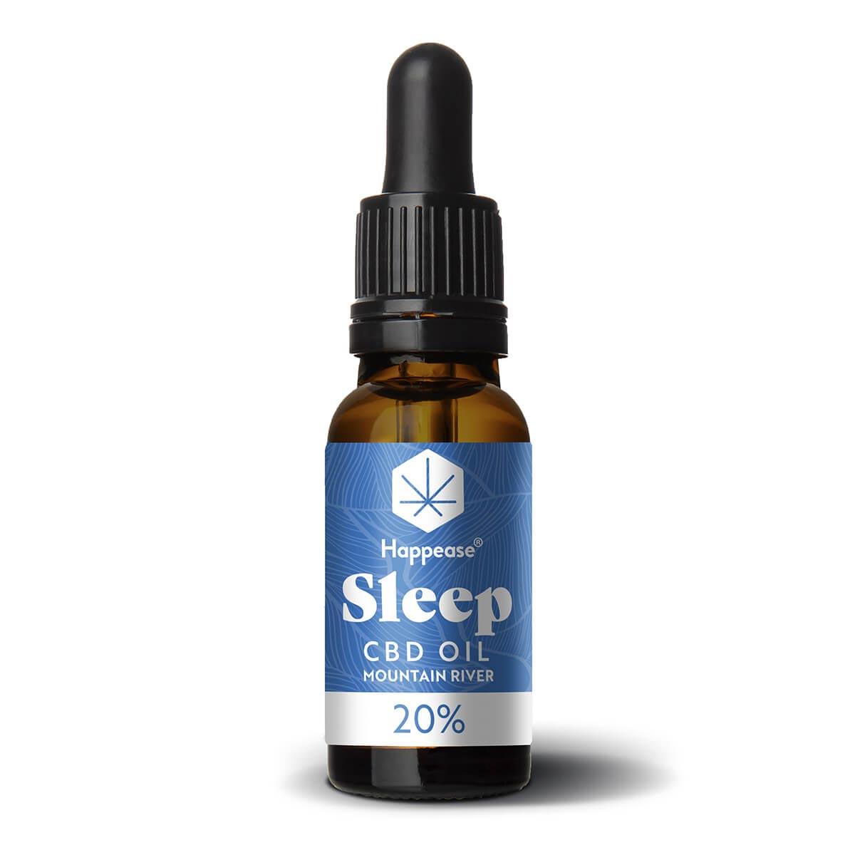 Huile CBD 20% Sleep Happease