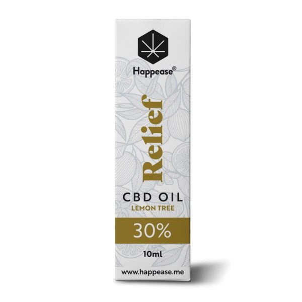 Huile CBD 30% Relief Happease