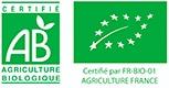 Huile CBD certifiée bio Ecocert
