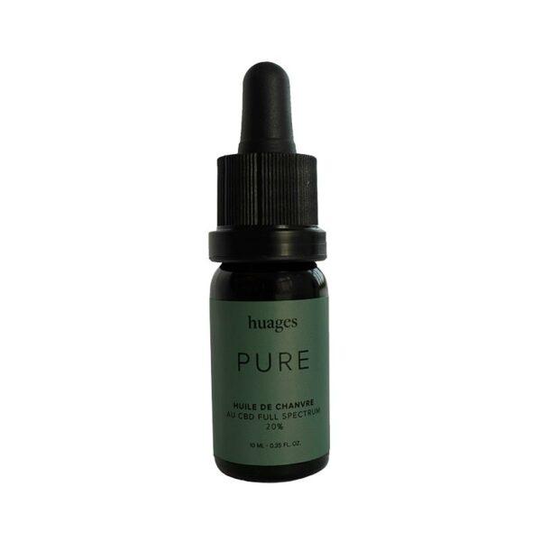 Huile CBD Pure 20% Huages