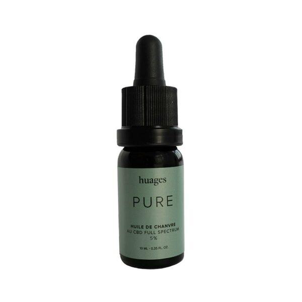 Huile CBD Pure 5% Huages