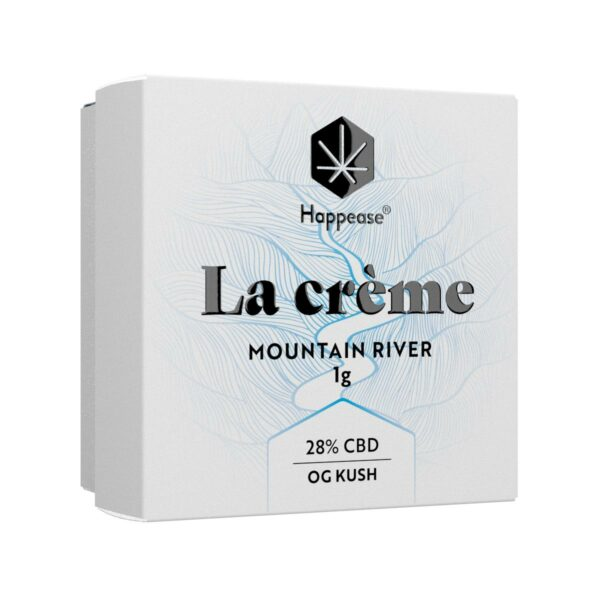 La Crème CBD Mountain River