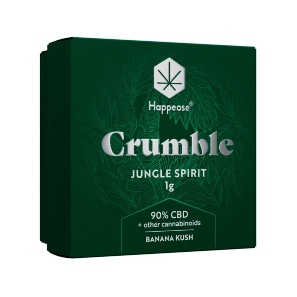 Crumble CBD Jungle Spirit
