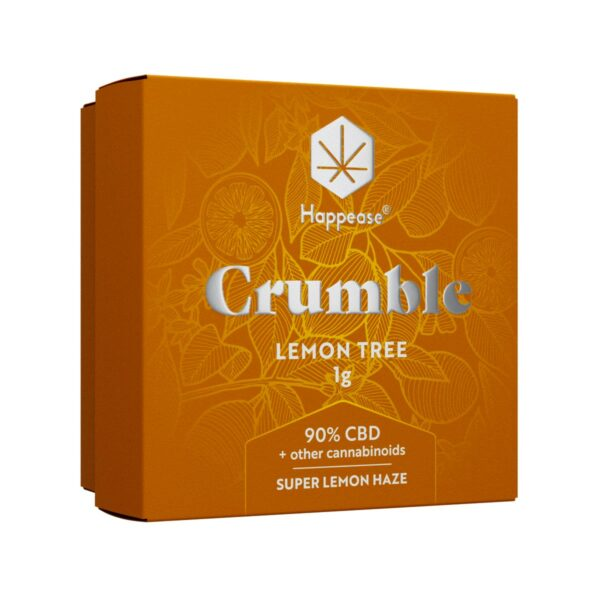 Crumble CBD Lemon Tree