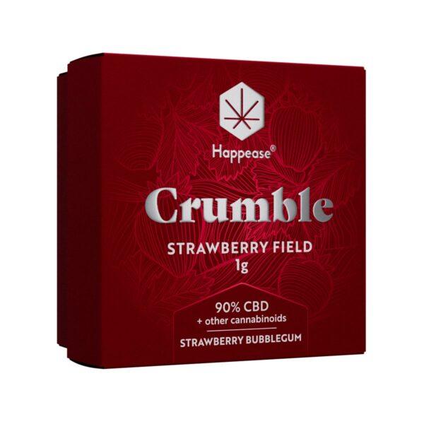 Crumble CBD Strawberry Field