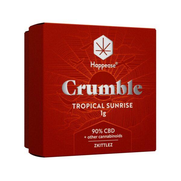 Crumble CBD Tropical Sunrise