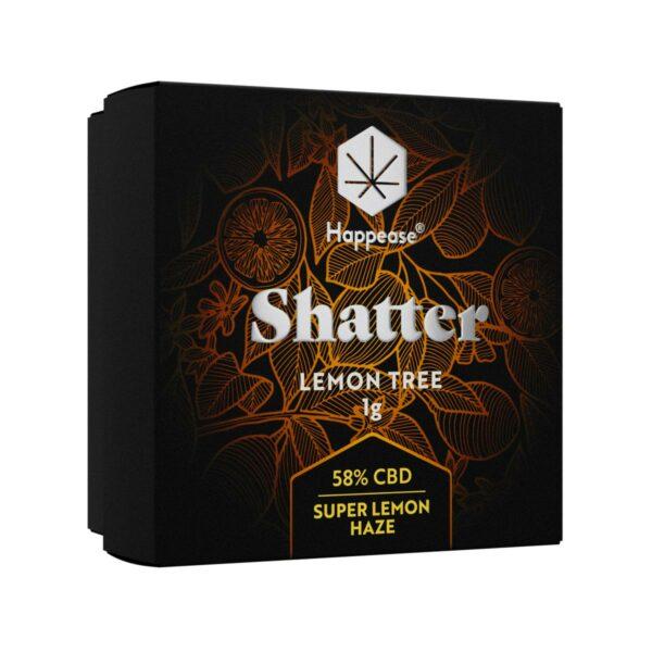 Shatter CBD Lemon Tree