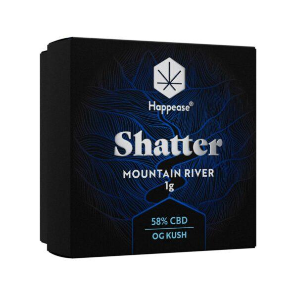 Shatter CBD Mountain River