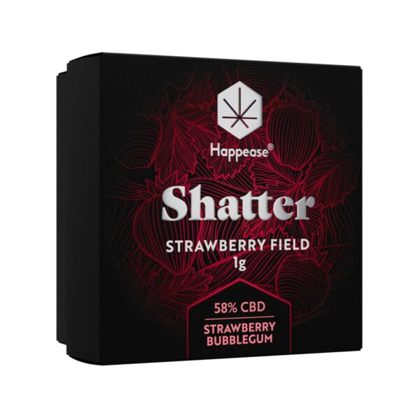 Shatter CBD Strawberry Field