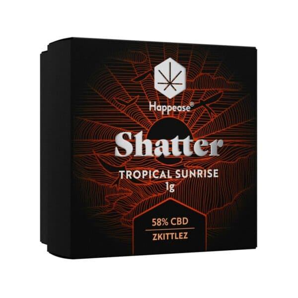 Shatter CBD Tropical Sunrise